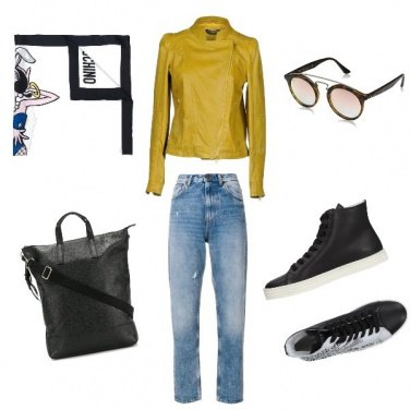 Outfit Urban stile