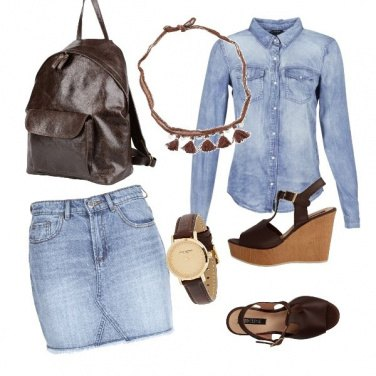 Outfit Basic #9394