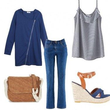 Outfit Dopo il mare ... Fraschette!!!