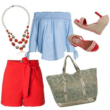 Outfit CMPS Effetto Baleari