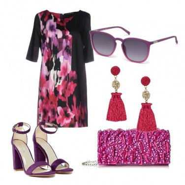 Outfit Ultraviolet ti adoro