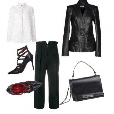 Outfit Chic #9528
