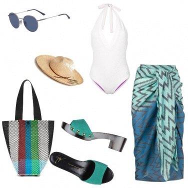 Outfit Etnico, un\'estate al mare