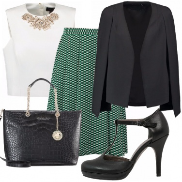 Outfit Allure anni \'50