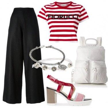 Outfit Zainetto tecno