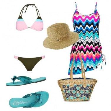 Outfit Portami al mare