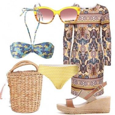 Outfit Al mare o in giro?