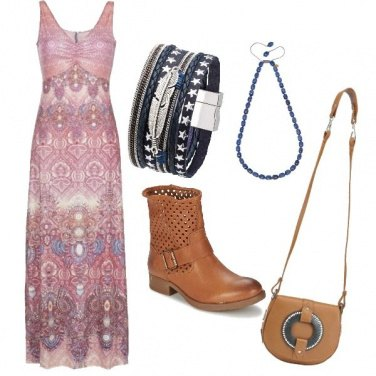 Outfit Etnico #2224