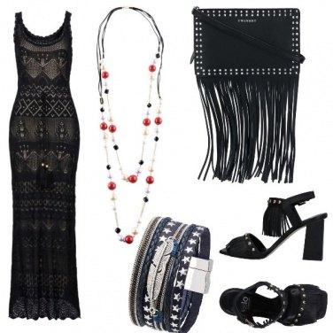Outfit Eleganza gitana