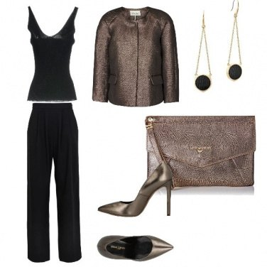 Outfit Chic #9547