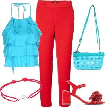 Outfit Passeggiata sul lungomare