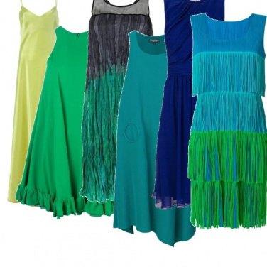 Outfit Estate nei colori del mare