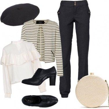 Outfit Vacanze parigine