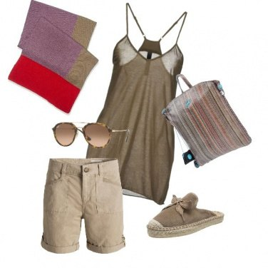 Outfit Spiaggia Style