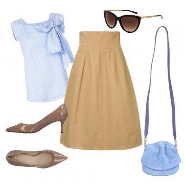Outfit Come una parigina
