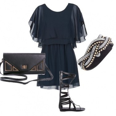 Outfit Serata dark