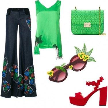 Outfit Un pò Woodstock