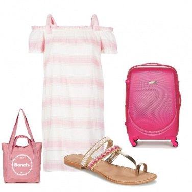 Outfit Aria di vacanze