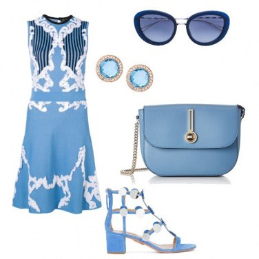 Outfit Celeste
