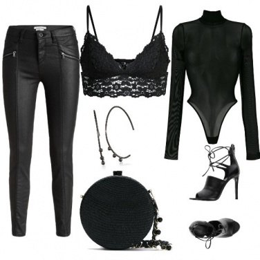 Outfit Sexy #1939