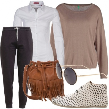 Outfit Variante di tuta