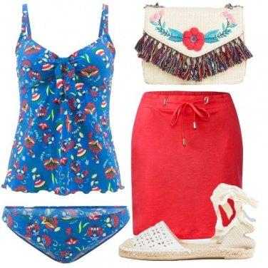 Outfit Il tankini