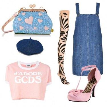 Outfit CMPS Mademoiselle de Paris