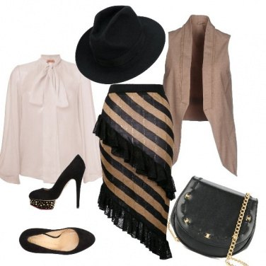 Outfit Chic #9601