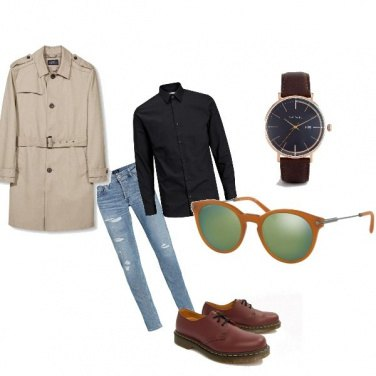 Outfit Casual #3306