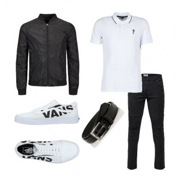 Outfit Casual #3307