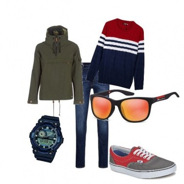 Outfit Casual #3308