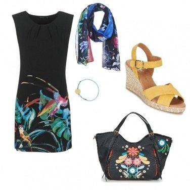 Outfit Giocare con i colori