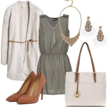 Outfit In una sera fresca
