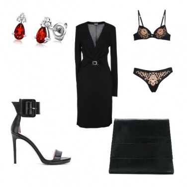 Outfit Sexy #1961