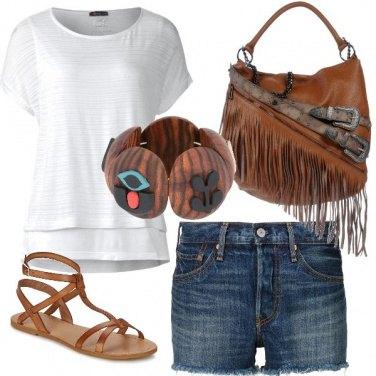 Outfit Semplicità d\'effetto
