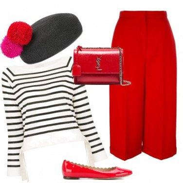 Outfit Paris fashion week