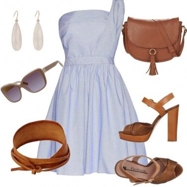 Outfit Urban summer