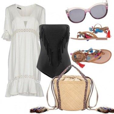 Outfit Spiaggia boho