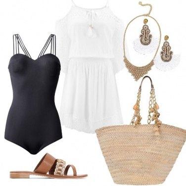 Outfit Una giornata al mare