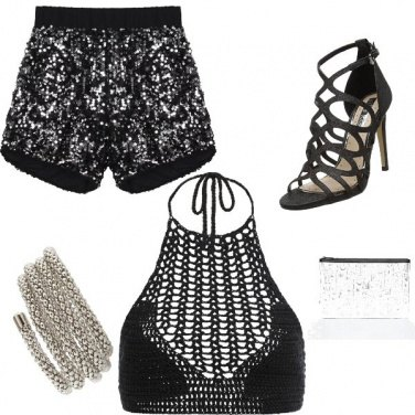 Outfit Chic #9627 Shorts
