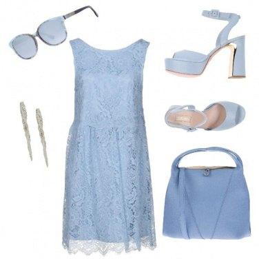 Outfit Bon Ton #6844 Turchese