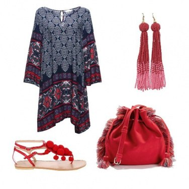 Outfit Etnico #2262