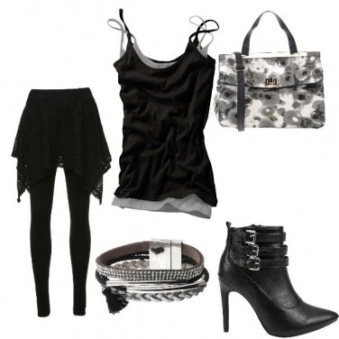 Outfit Rock #1992