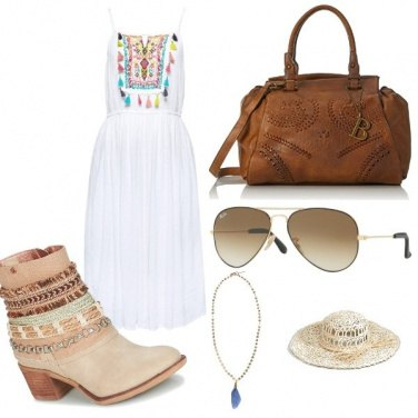 Outfit Etnico #2266