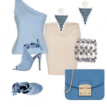 Outfit Chic e delicato
