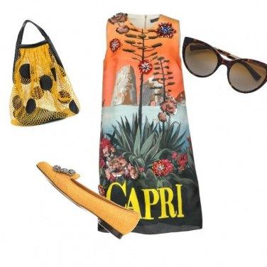 Outfit Gita a capri