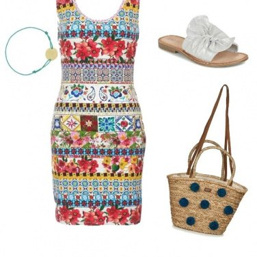 Outfit Trendy #14517 Spartoo