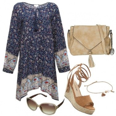 Outfit 3-boho chic