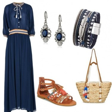 Outfit Etnico #2278