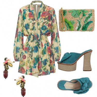 Outfit Etnico #2279